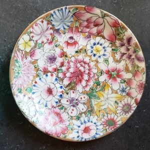 Porcelain Jewelry Display Plate